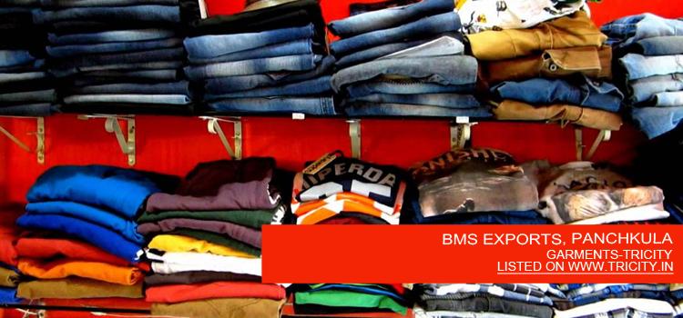 BMS EXPORTS, PANCHKULA
