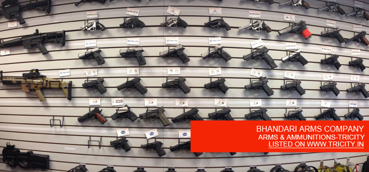 BHANDARI ARMS COMPANY