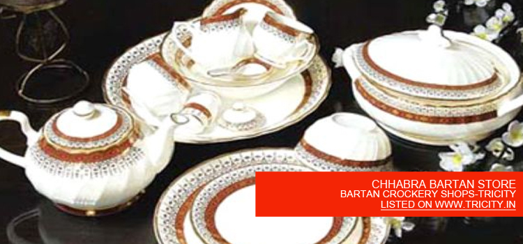 CHHABRA BARTAN STORE