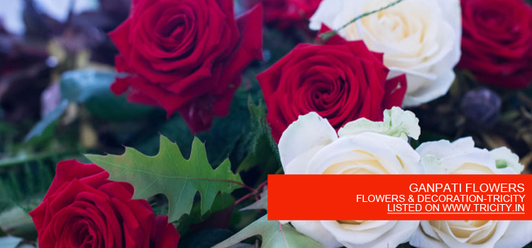 GANPATI FLOWERS