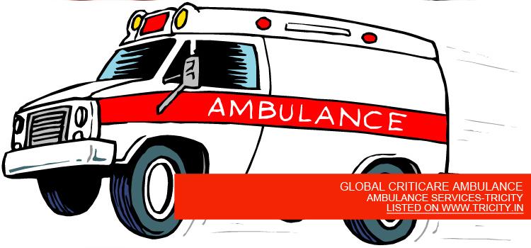 GLOBAL CRITICARE AMBULANCE