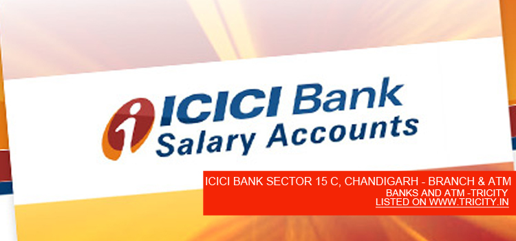 icici bank branch in sector 15 chandigarh