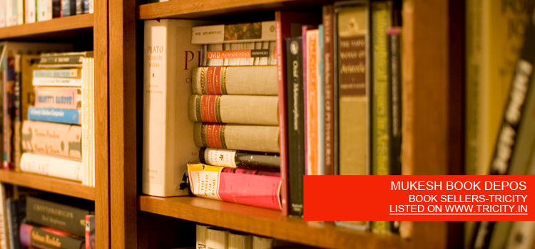 MUKESH BOOK DEPOS