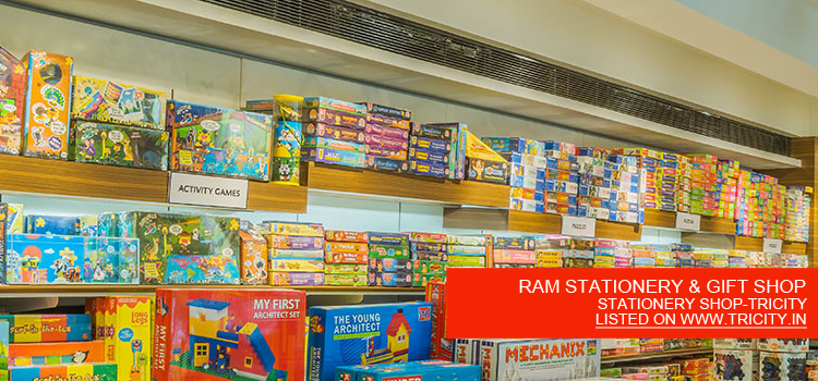 RAM STATIONERY & GIFT SHOP