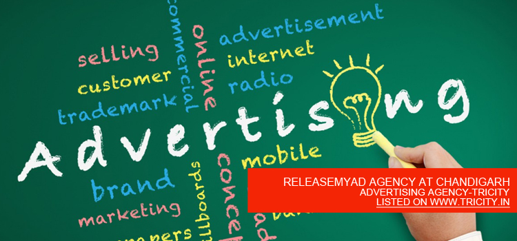RELEASEMYAD AGENCY AT CHANDIGARH