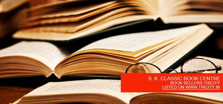 S. K. CLASSIC BOOK CENTRE