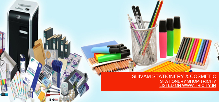SHIVAM STATIONERY & COSMETIC