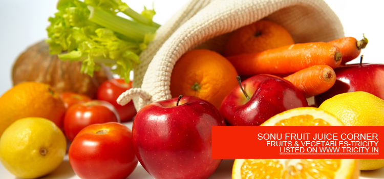 SONU FRUIT JUICE CORNER