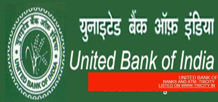UNITED BANK OF INDIA - ZIRAKPUR