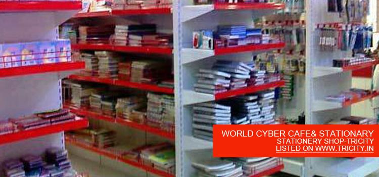 WORLD CYBER CAFE& STATIONARY