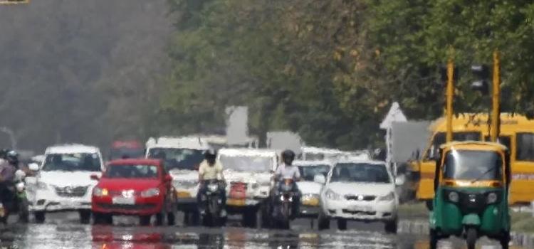 चंडीगढ़ में पारा 40 डिग्री पहुंचा, दो दिन तक राहत की उम्मीद नहीं
