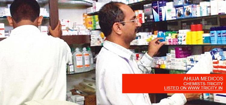 AHUJA MEDICOS