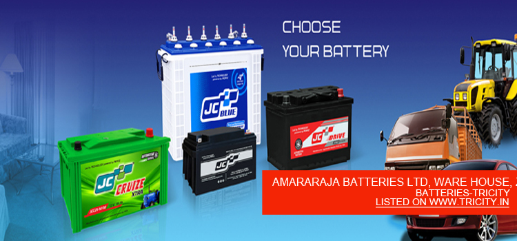 AMARARAJA-BATTERIES-LTD,-WARE-HOUSE,-ZIRAKPUR
