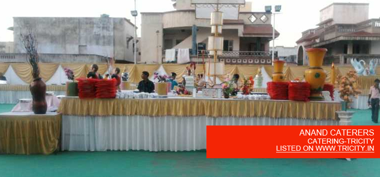 ANAND-CATERERS