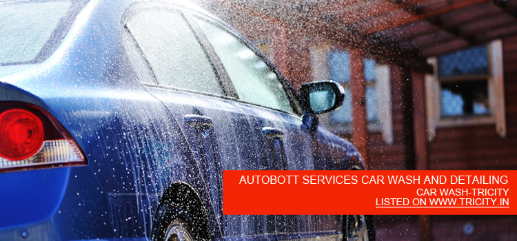 AUTOBOTT SERVICES CAR WASH AND DETAILING STUDI