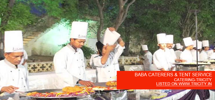 BABA CATERERS & TENT SERVICE