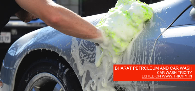 BHARAT PETROLEUM AND CAR WASH