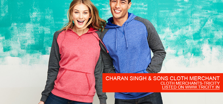 CHARAN SINGH & SONS CLOTH MERCHANT