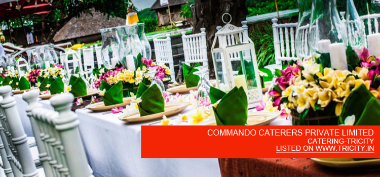 COMMANDO CATERERS PRIVATE LIMITED