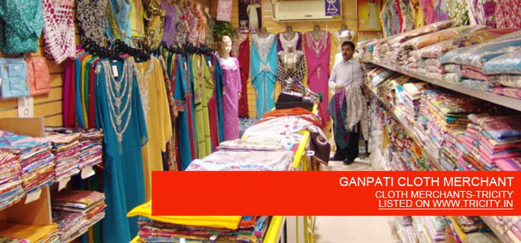 GANPATI CLOTH MERCHANT