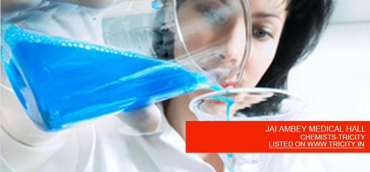 JAI AMBEY MEDICAL HALL