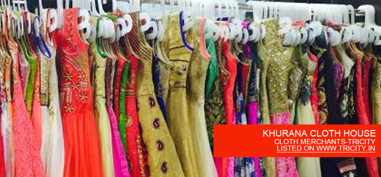 KHURANA CLOTH HOUSE