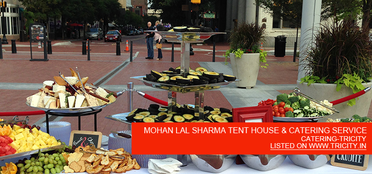 MOHAN LAL SHARMA TENT HOUSE & CATERING SERVICE