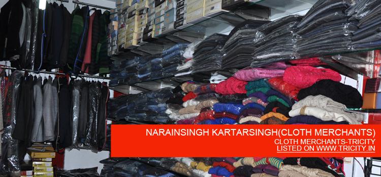 NARAINSINGH-KARTARSINGH(CLOTH-MERCHANTS)