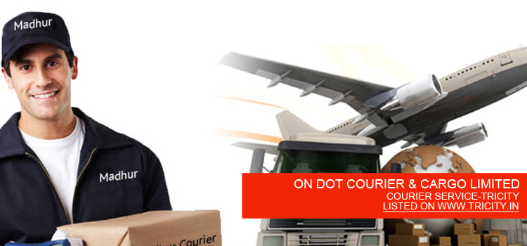 ON DOT COURIER & CARGO LIMITED