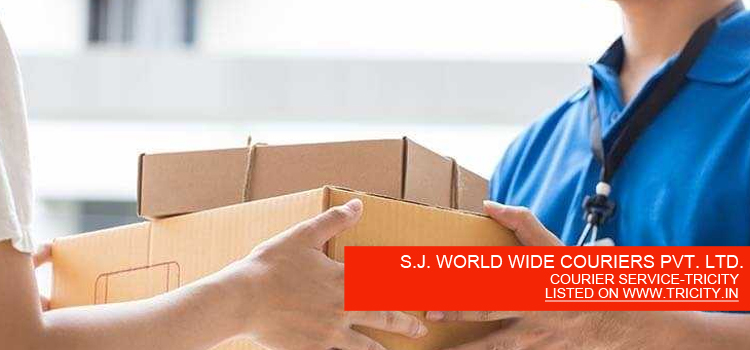 S.J. WORLD WIDE COURIERS PVT. LTD.