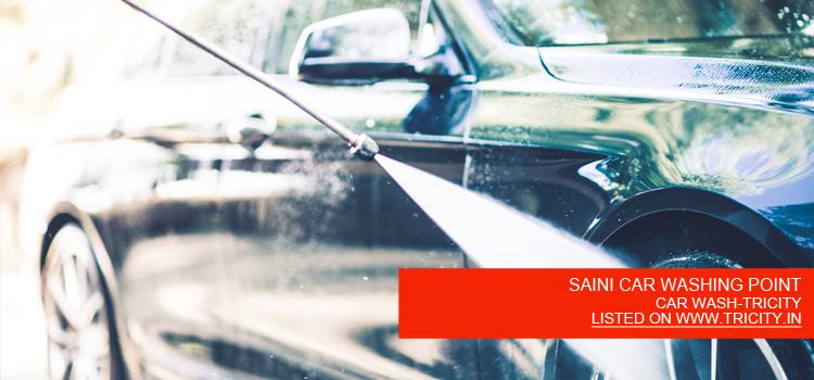 SAINI-CAR-WASHING-POINT