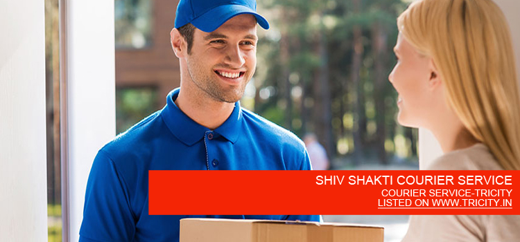 SHIV SHAKTI COURIER SERVICE