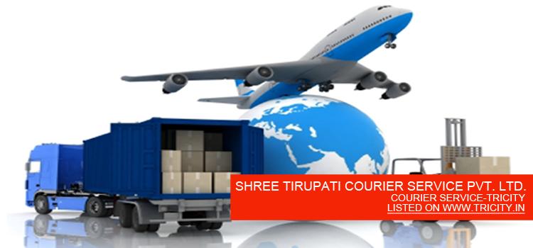 SHREE TIRUPATI COURIER SERVICE PVT. LTD.