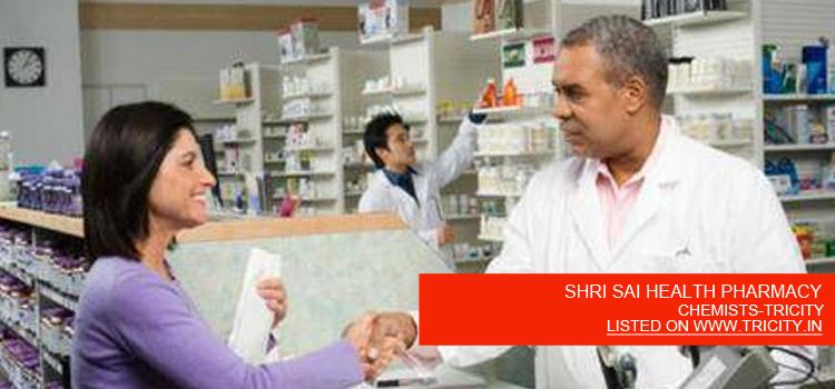 SHRI SAI HEALTH PHARMACY