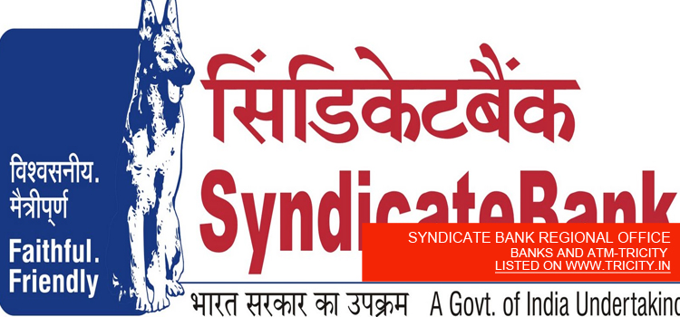 SYNDICATE-BANK-REGIONAL-OFFICE