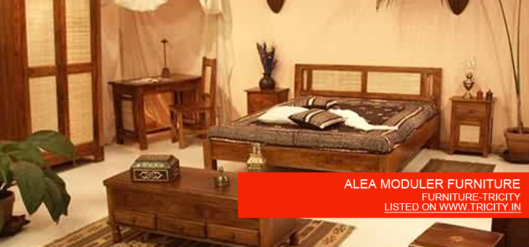 ALEA MODULER FURNITURE