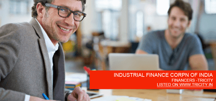 INDUSTRIAL-FINANCE-CORPN-OF-INDIA