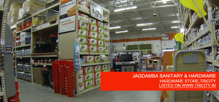 JAGDAMBA SANITARY & HARDWARE