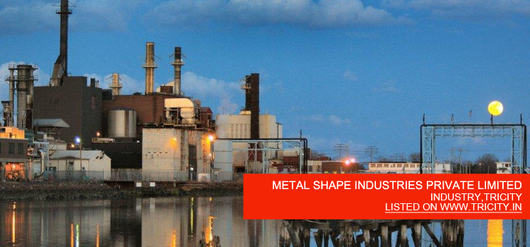 METAL SHAPE INDUSTRIES PRIVATE LIMITED