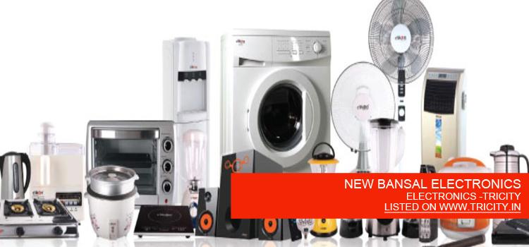 NEW COMBINED ELECTRONICS