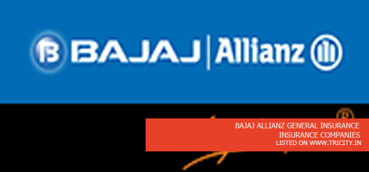BAJAJ ALLIANZ GENERAL INSURANCE