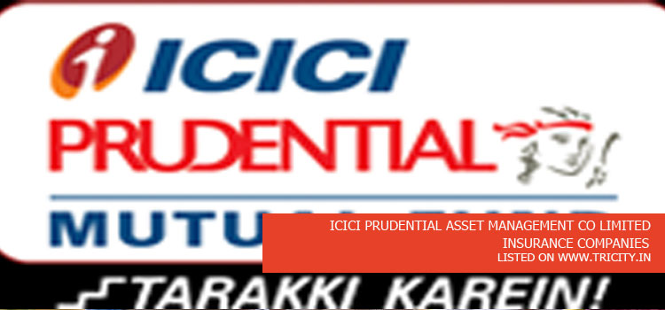 ICICI PRUDENTIAL ASSET MANAGEMENT CO LIMITED