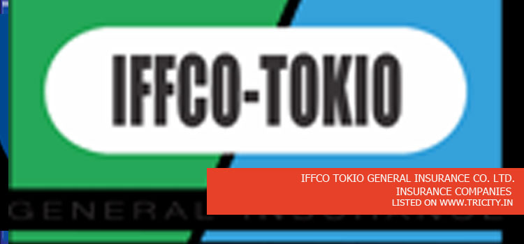 IFFCO TOKIO GENERAL INSURANCE CO. LTD.