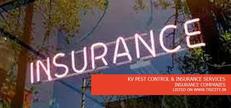 KV Pest Control & Insurance Services