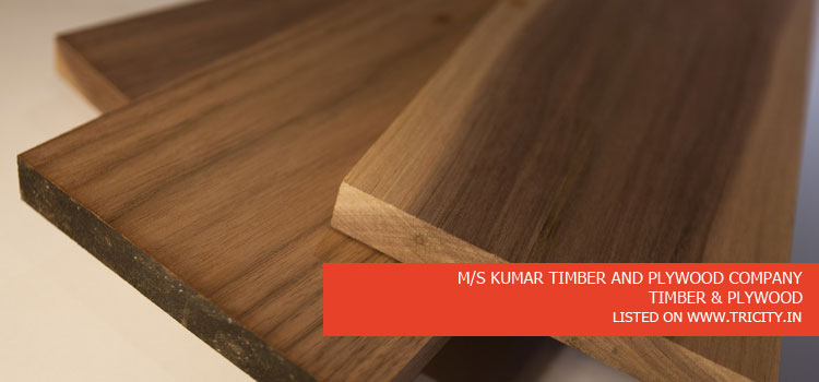 M/S KUMAR TIMBER AND PLYWOOD COMPANY