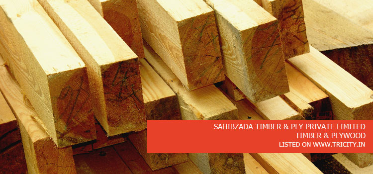 SAHIBZADA TIMBER & PLY PRIVATE LIMITED
