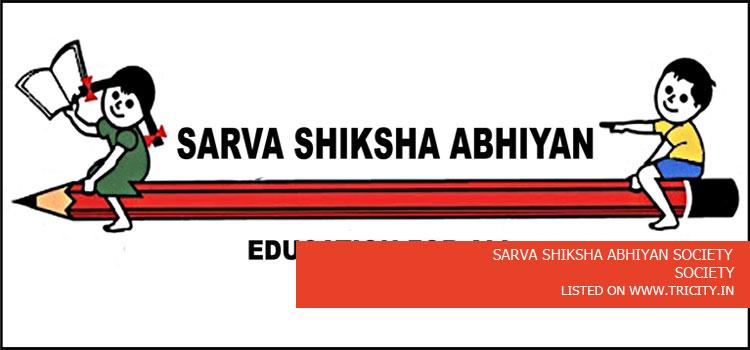 SARVA SHIKSHA ABHIYAN SOCIETY