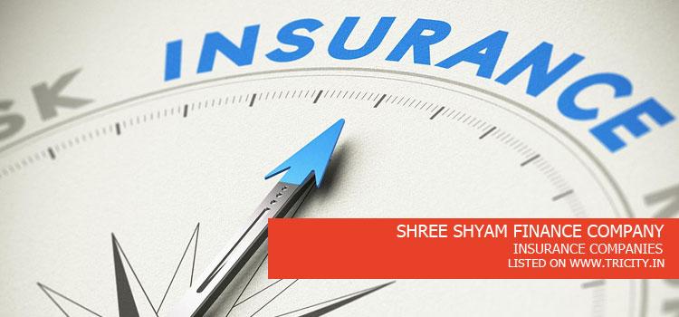 SHREE SHYAM FINANCE COMPANY