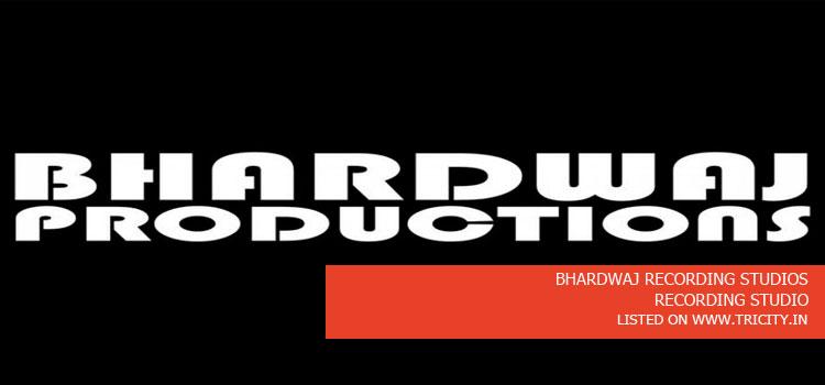 BHARDWAJ RECORDING STUDIOS