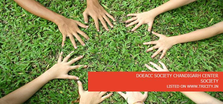 DOEACC SOCIETY CHANDIGARH CENTER